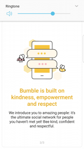 bumble app kindness